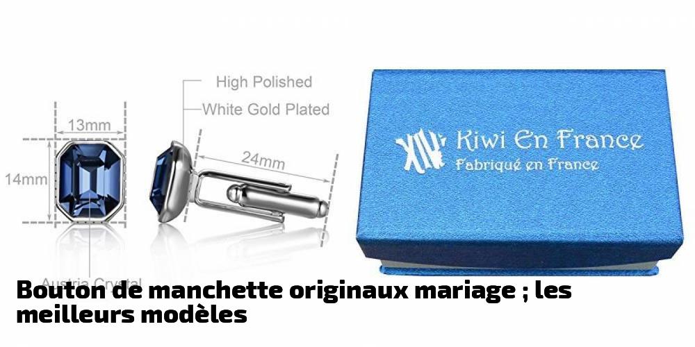bouton de manchette originaux mariage les meilleurs. Black Bedroom Furniture Sets. Home Design Ideas